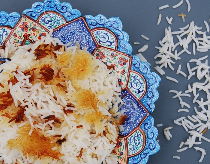 Chelo, Persian rice