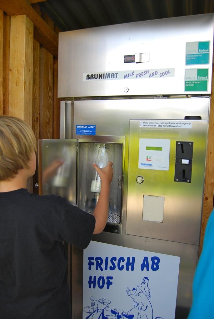 Milkstation