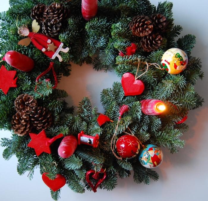 Advent wreath 2