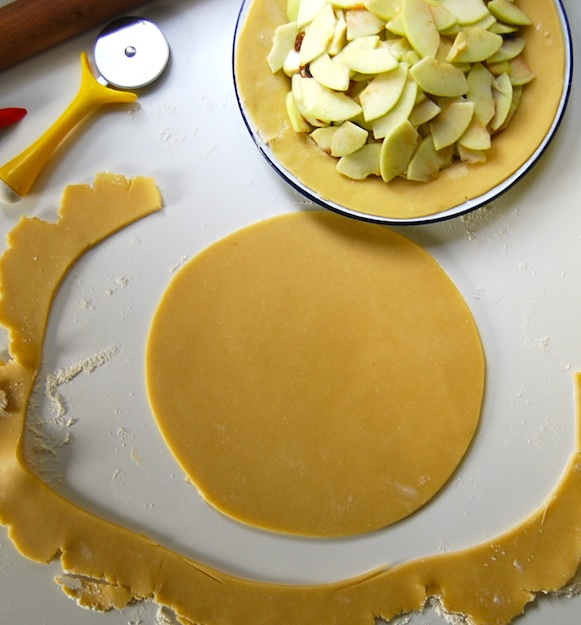 Apple Pie Filling 2