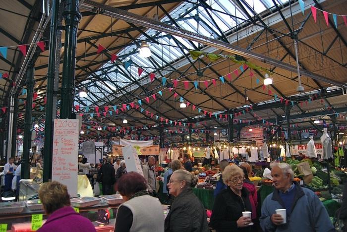 Belfast St Georges Market 4