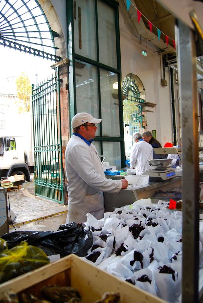Belfast St Georges Market Dulse