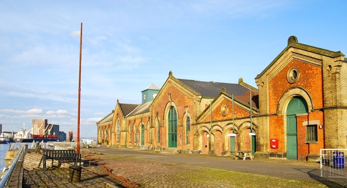 Belfast Titanic Pump House