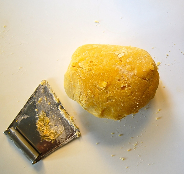 Butter biscuits dough 2