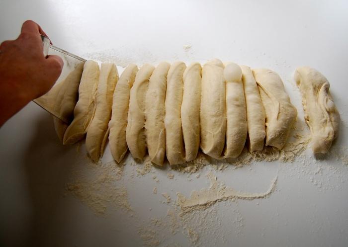 Brezeln dough