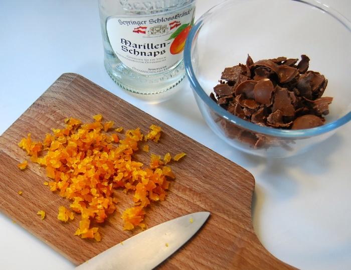 apricot brandy truffles
