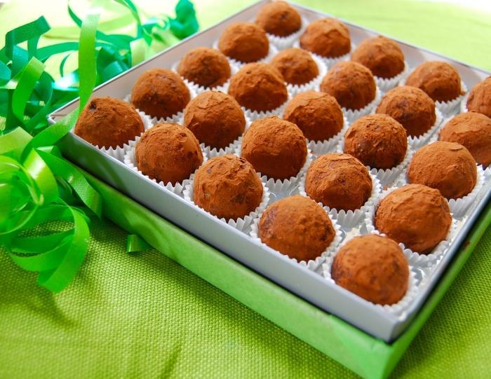Irish Cream Truffles 2