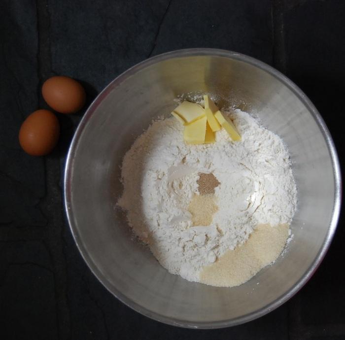 Buchteln dough