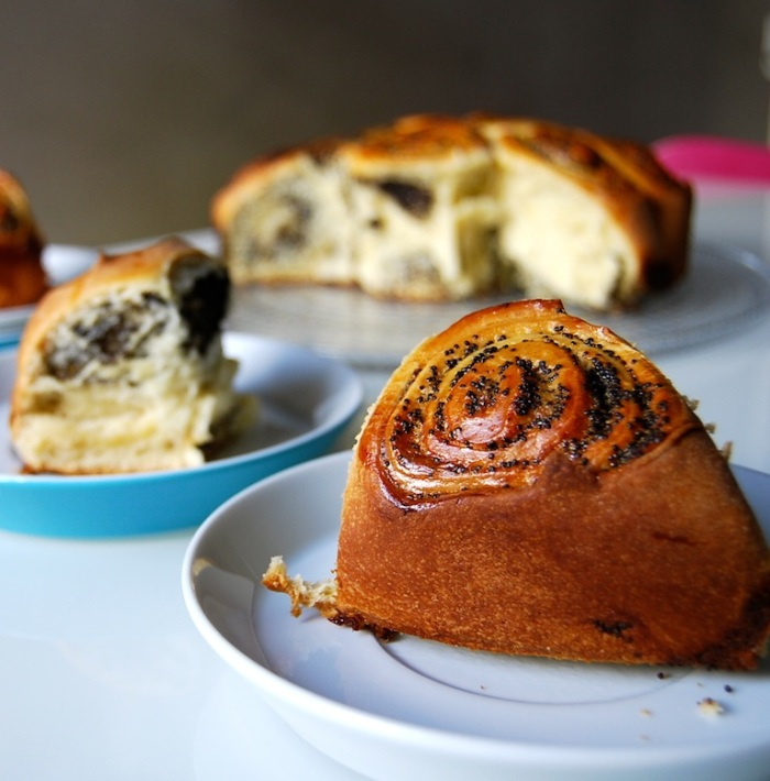 Poppy buns 2