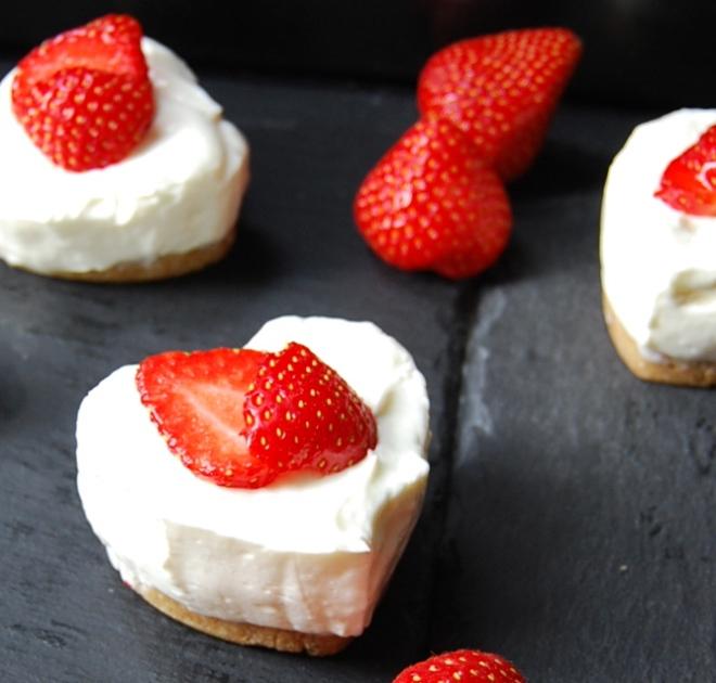 Mini cheesecakes 1