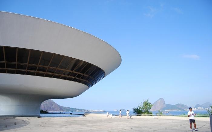 MAC Niteroi Rio de Janeiro
