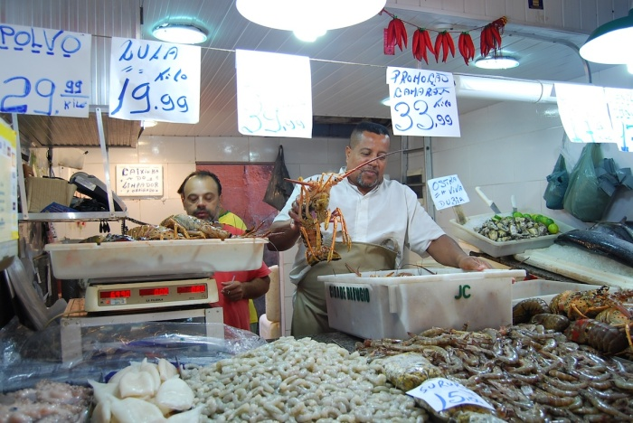 Niteroi fish market 1