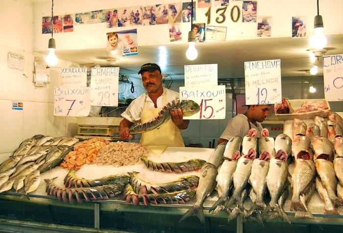 Niteroi fish market 2